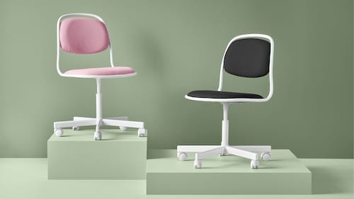 How to Make Office Chair Higher: under-chair platform