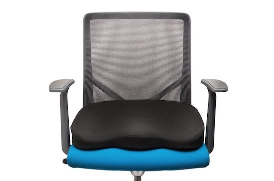 How to Make Office Chair Higher: seat cushion/pillow